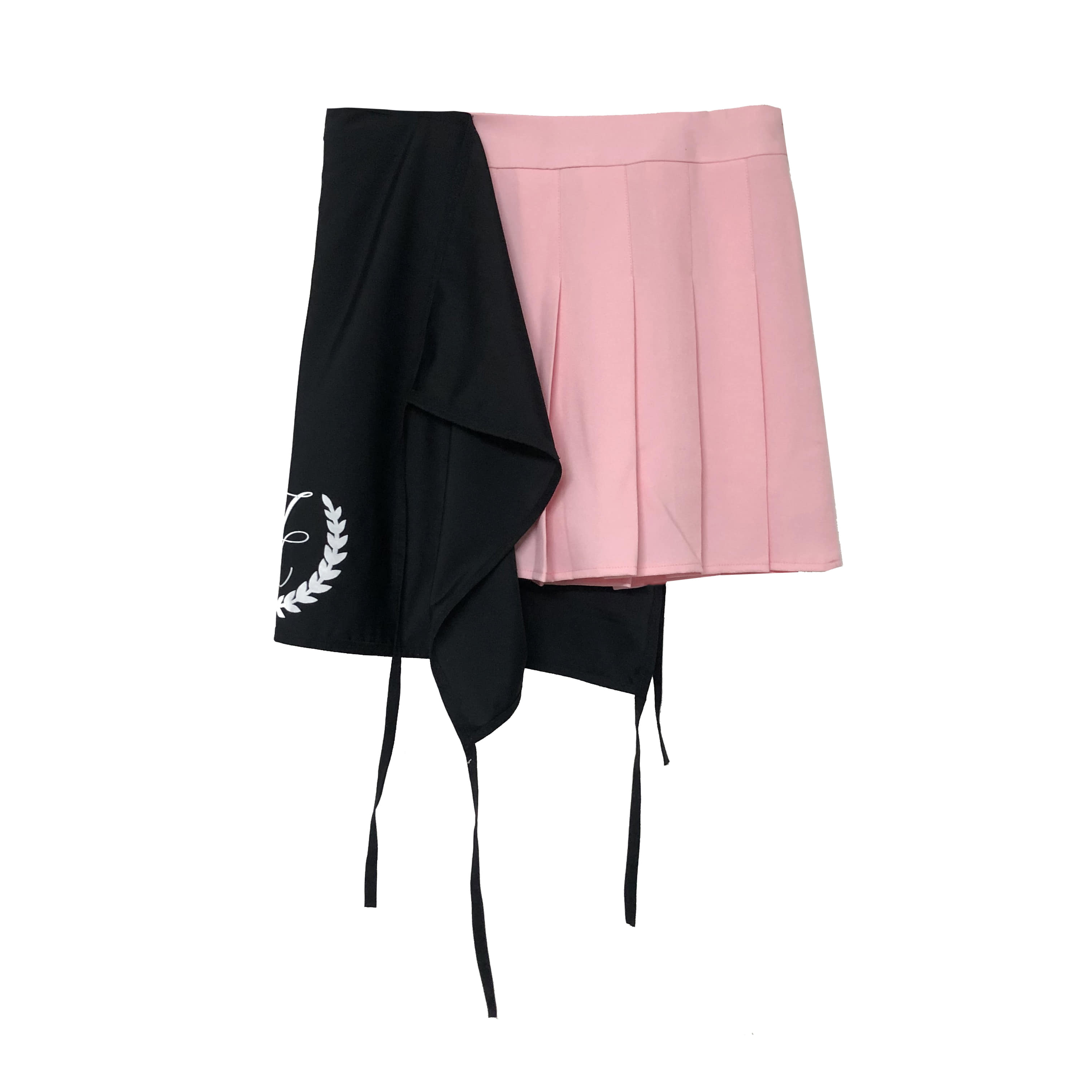 jxcxxx 2 WAY MINI SKIRT (BLACKPINK)